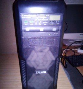 Мощный игровой системный блок  i7 и GTX1070