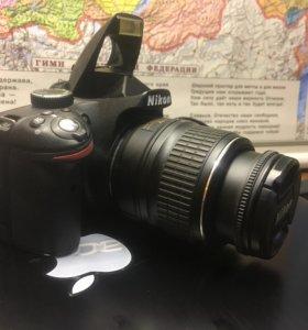 Камера зеркальная Nikon D3200