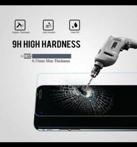Защитные стекла на айфон 5s