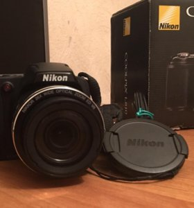 Продаётся фотоаппарат Nikon Coolpix L 810