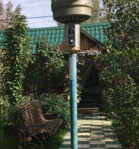 Уличный газовый обогреватель для загородного дома
