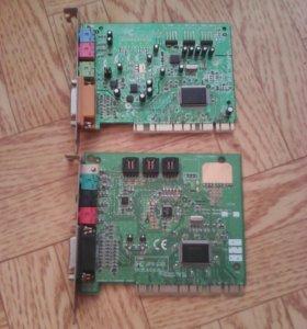 Звуковая карта для помпьютера