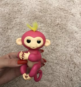 Интерактивная обезьянка Fingerling, оригинал