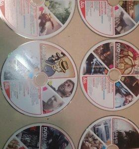 DVD мания диски