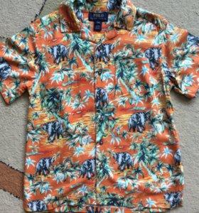 Рубашка и майка Polo Ralph Lauren (8 лет)