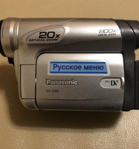Видеокамера Panasonic NV-GS6
