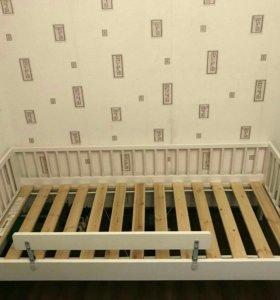 Кроватка Икея Гулливер