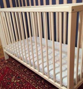 Кроватка детская. ИКЕА