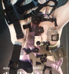 Продам экшен камеру