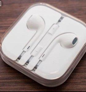 Новые наушники IPhone