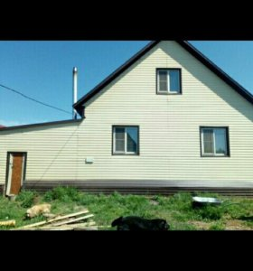 Дом, 134 м²