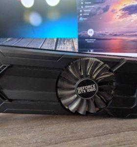 Видеокарта Palit GeForce GTX 1060 STORMX (6GB)