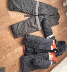 Зимняя рабочая одежда