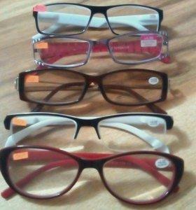 Женские очки по зрению