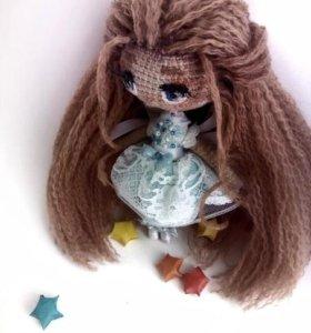 Куколка Аврора ручной работы