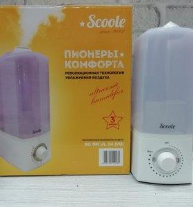 Увлажнитель воздуха SCOOLE SC HR UL 04 (VO)