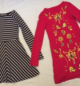 Одежда на девочку 128-134