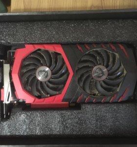 Msi Nvidia GTX 1060 6gb