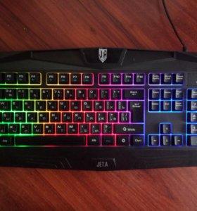 Клавиатура GAMING LINE K16 LED