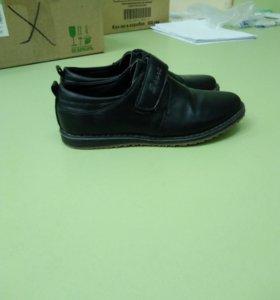 Туфли на мальчика размер 32