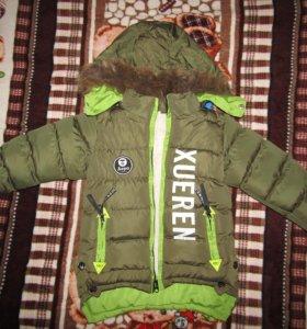 Крутецкая курточка