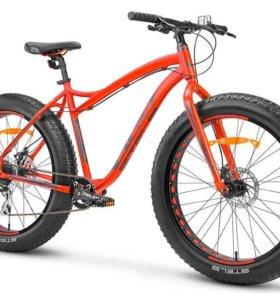 Велосипед Stels FAT-BIKE Navigator 680 красный