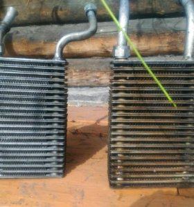 Радиатор печки газ