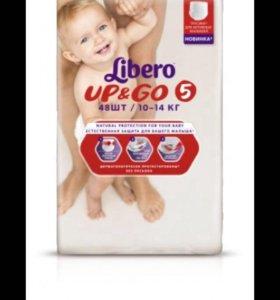 Либеро трусики 5