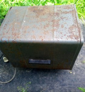 Электрическая духовая мини печь СССР для грибов