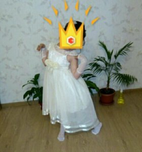 Платье детское на 6-7 лет