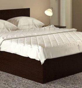 Кровать в комплекте с матрасом