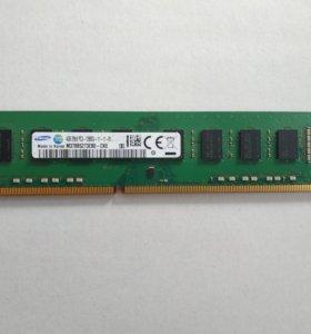 SAMSUNG DDR3 4GB 1600Mhz Оперативная память DDR 3