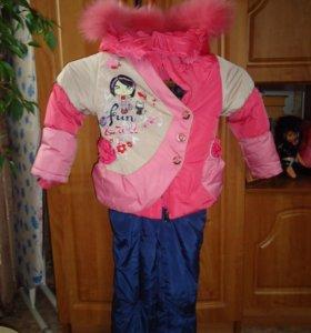 зимний костюм 2