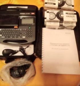 Маркеровочная мишинка LETATWIN LM-390A/PC CE
