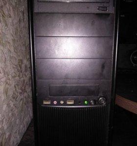 Системный блок В\К 2Gb ОЗУ 5Gb 2ядра по 2.8