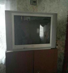 Домашний кинотеатр+телевизор