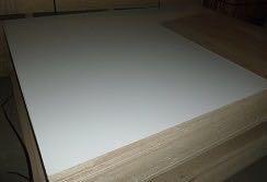ЛДСП 2000х1000х16 цвет белый