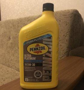 Моторное масло Pennzoil 5w-30