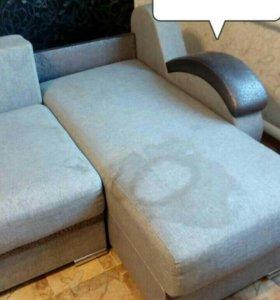 Химчистка мебели,ковров!