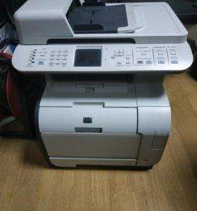 Два принтера МФУ HP и Samsung