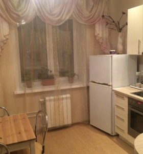 Квартира, 1 комната, 41.8 м²