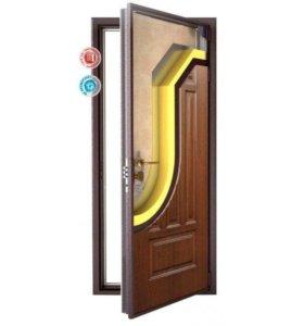 Уличные термо двери