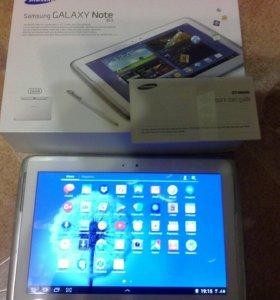 Samsung Galaxy Note 10.1 GT-N8000 + коробка.