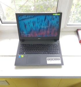 Игровой современный ноутбук Acer