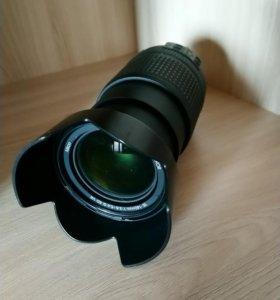 Nikon DX 18-140mm