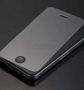 Стекло на iPhone 4