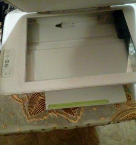 Принтор сканер 3в1