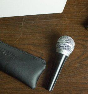 Динамический микрофон SHURE-PG-48