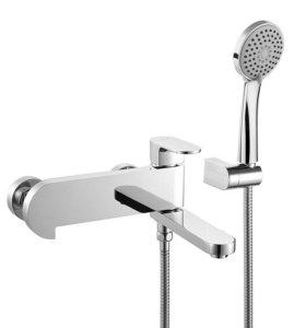 Смеситель для ванны iddis mirro (mirsb00I02) новый