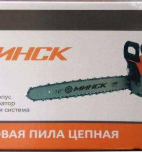 Бензопила Минск бп 52-3.6